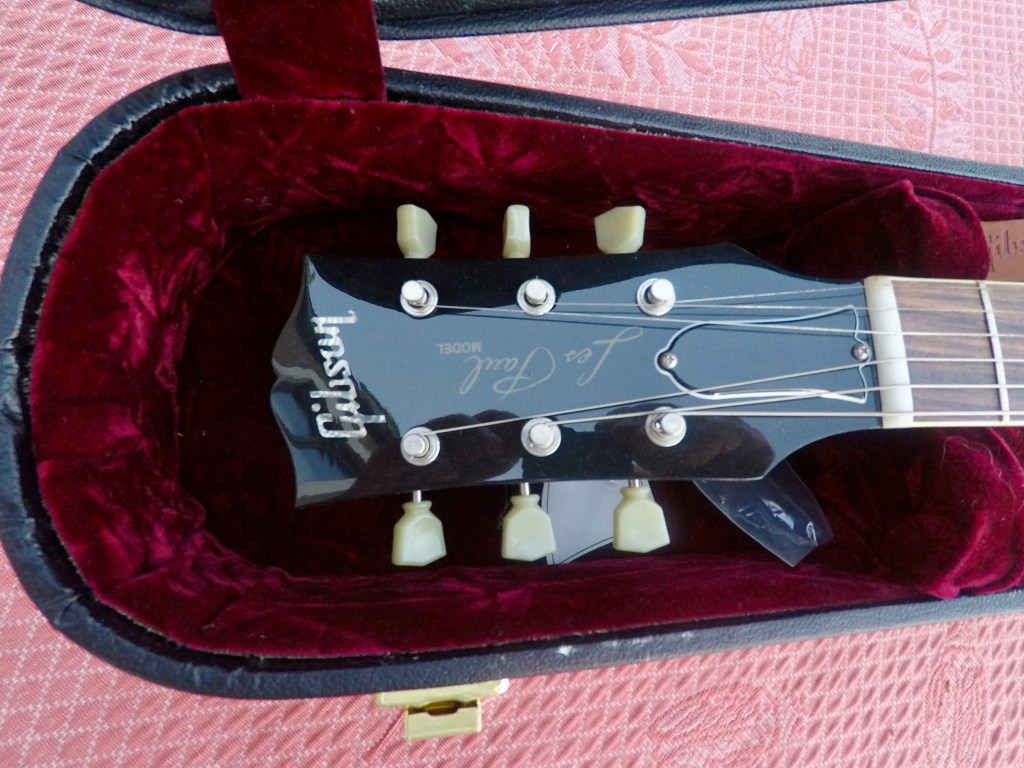 Gibson Les Paul Standard CS Splatter