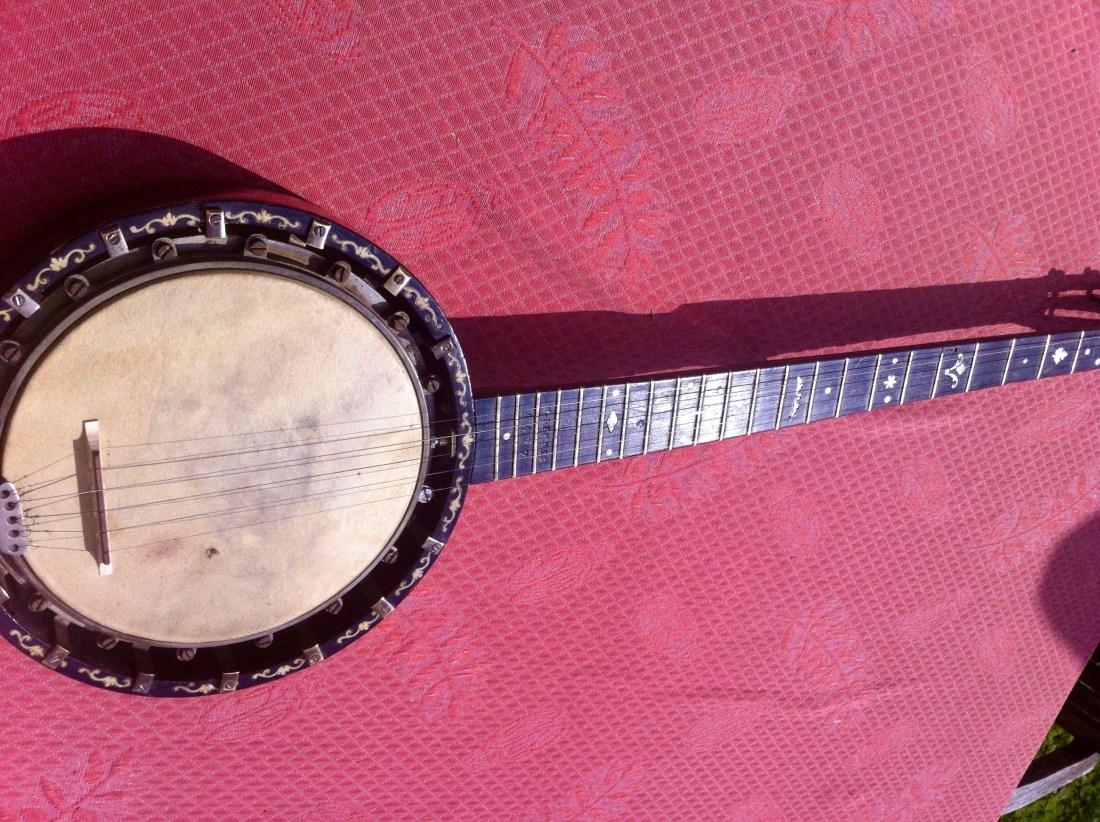 zithar banjo