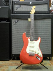 Fender Stratocaster Japan Classic 60's Fiesta Red