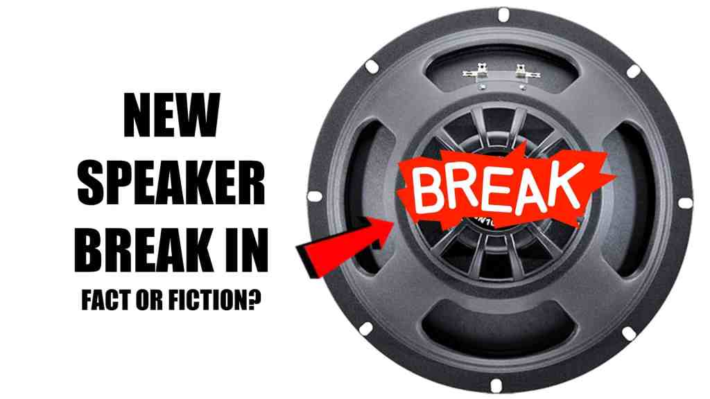 Is Guitar Speaker Break-in Real or a Myth?