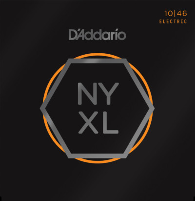 D'Addario Electric Guitar NYXL1046 Front