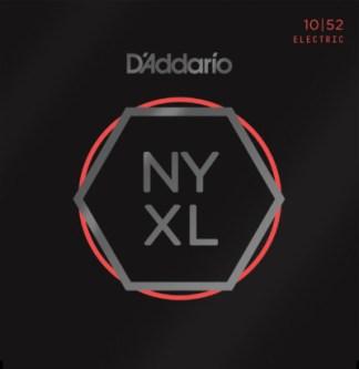 D'Addario Electric Guitar NYXL1052 Front