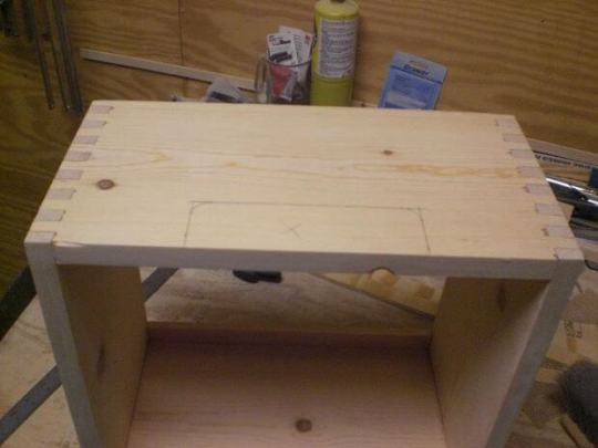 Creating the Amplifier Chassis