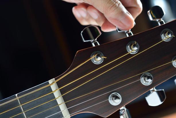 A Guitar Tuner