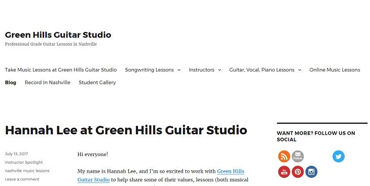 greenhills-guitar-studio
