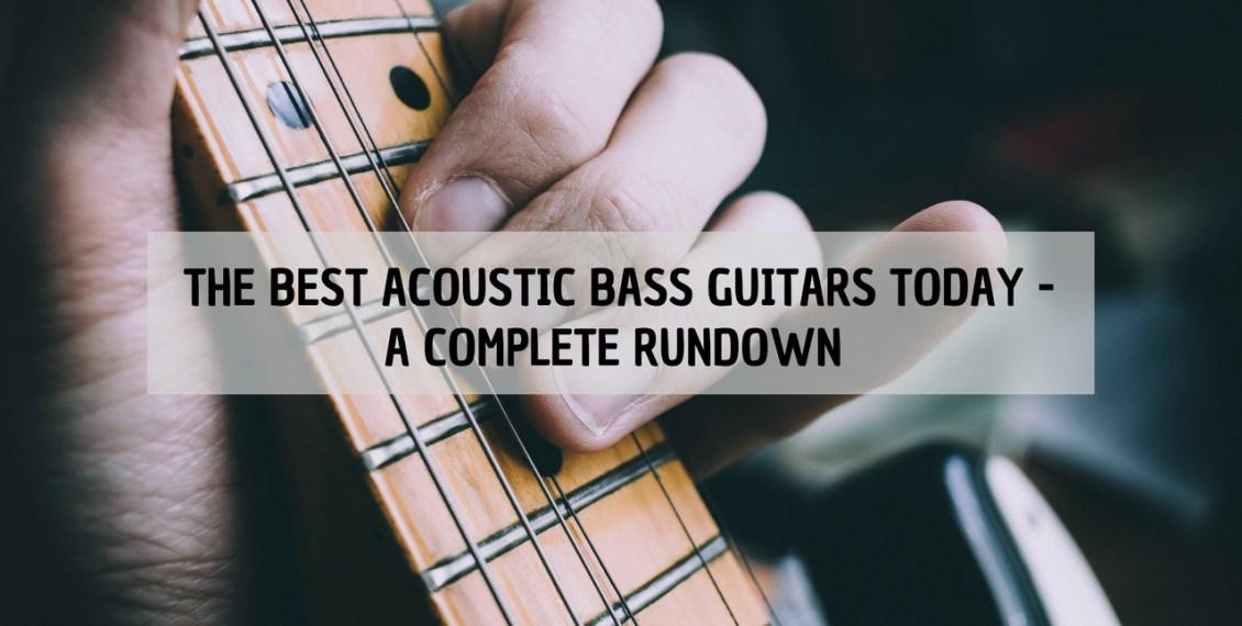 best acoustic bass