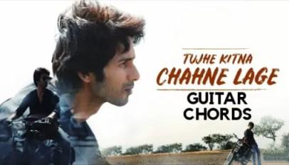 Kabir Singh - Kaise Hua Guitar Chords | Vishal Mishra