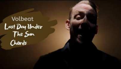 Volbeat - Leviathan Chords with Strumming - GuitarTwitt