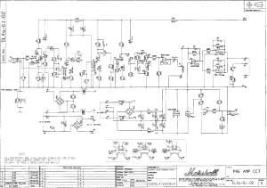 Marshall Mg30dfx Wiring Diagram  Wiring Diagram