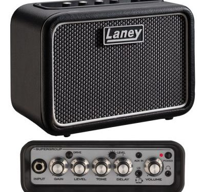 New Mini Guitar Amps From LANEY