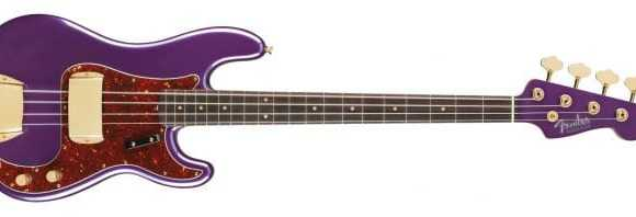 Fender Releases Ltd Edition Midnight Hour P-Bass
