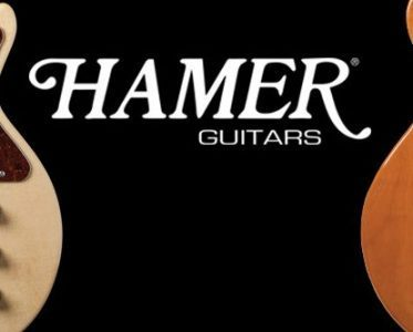 New Hamer Guitars For 2019