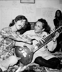 George and Ravi