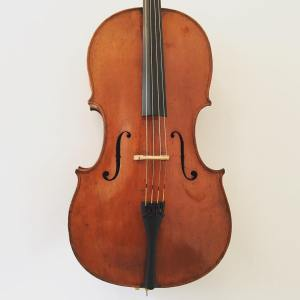 English cello by John Morrison
