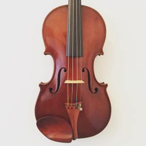 English violin by Lawrence Cocker