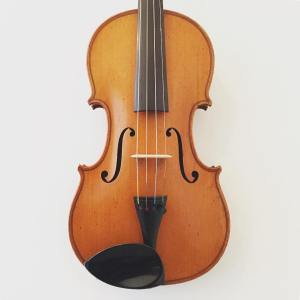 French violin made in the workshops of Paul Blanchard