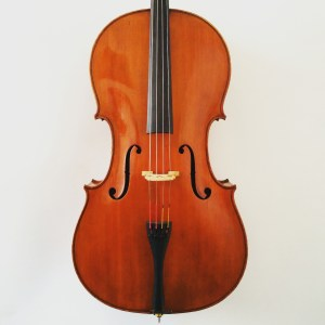 French cello by Ch. J.B. Collin-Mezin Fils