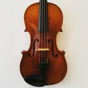 """English viola by Thomas Kennedy (15 1/8"""")"""