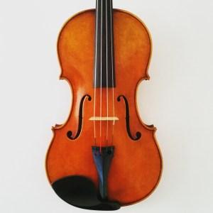 Modern American viola by Mietek Rusnak