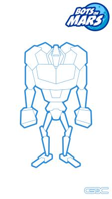 Bots on Mars - 09