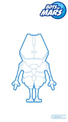 Bots on Mars - 19