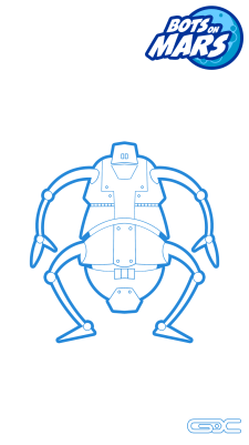 Bots on Mars - 28