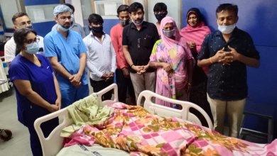 Junagadh patient's heart beats in Morbi patient: