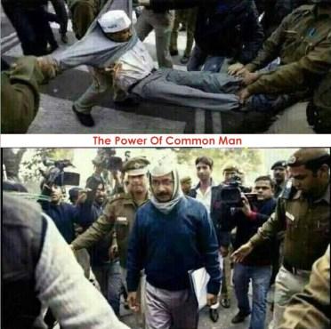 Arvind Kejriwal Common Man To Delhi CM Journey