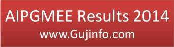 AIPGMEE Results 2014 Date Declared on nbe.gov.in