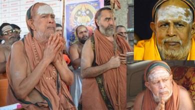 Photo of Kanchi Shankaracharya Jayendra Saraswati Dies at 82 Years of Age
