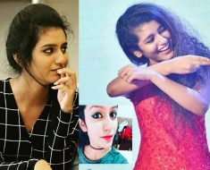 Priya Prakash Age