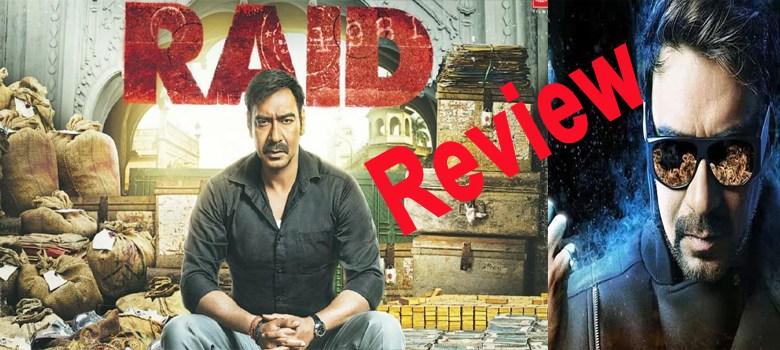Raid Movie review