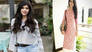 Photo of Sanjana Sanghi Age, Height, Biography, Boyfriend, Weight, Family, Photos