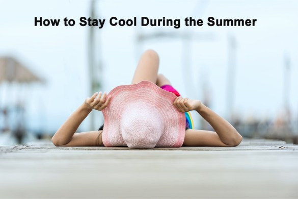 Your Body Cool During The Summer