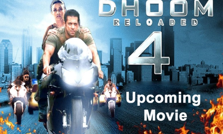 Dhoom 4 Movie | Star Cast | Upcoming Movie Dhoom 4, trailer