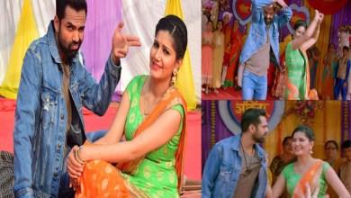Photo of Nanu Ki Jaanu Movie Song   Tere Thumke Sapna Choudhary   Song Viral