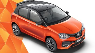 Photo of Toyota Etios Liva now in the new dual-tone Colour Scheme