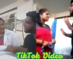 tiktok video, gandhi hospital video, doctor tiktok video, hospital tiktok video viral, gandhi hospital tiktok video,