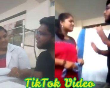 tiktok video, gandhi hospital video, doctor tiktok video, hospital tiktok video viral, gandhi hospital tiktok video,
