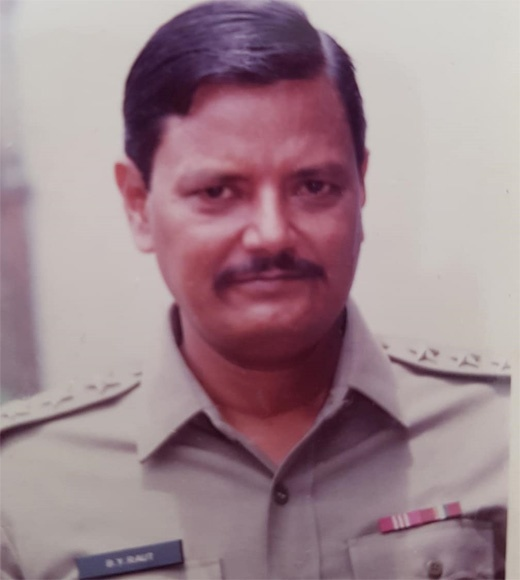 Father of Actress Sonali