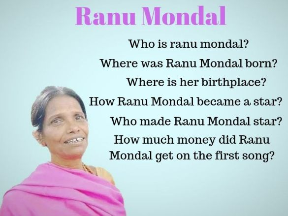 ranu mondal, ranu mondal age, ranu mondal wiki, ranu mondal song, ranu mondal teri meri kahani, ranu mondal singer, ranu mondal family, ranu mondal daughter, ranu mondal daughter name, ranu mondal birthdate, ranu mondal wikipedia, ranu mondal husband, ranu mondal home town, ranu mondal income, ranu mondal net worth, ranu mondal story, ranu mondal salman khan, ranu mondal station singer, ranu mondal himesh reshammiya, ranu mandal, ranu mandal home, ranu mandal daughter, ranu mandal biography, about ranu mondal, who is ranu mondal, where was ranu mondal born, where is ranu mondal birthplace, how ranu mondal became a star, who made ranu mondal star, How was ranu mondal journey, how to reach the railway station to Bollywood, how is ranu mondal home, where is ranu mondal house, who is in ranu mondal house, how much money did ranu mondal get on the first song, why is ranu mondall getting song proposals,