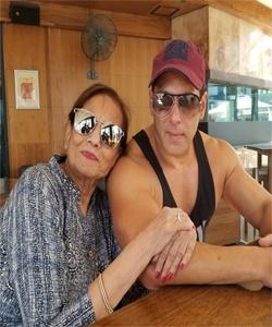 salman khan mother, mother of salman khan, actress salman mother, salman mummy,