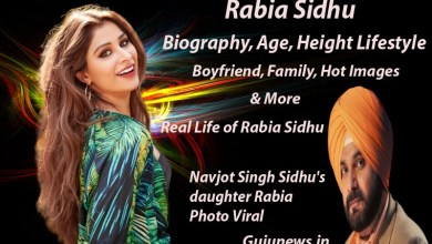 Photo of Rabia Sidhu, Age, Biography, Boyfriend, Family, Wiki, Images, Real Life