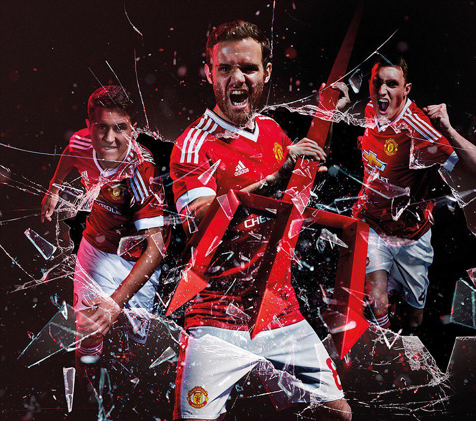 Manchester United Wallpaper Pemain Manchester United