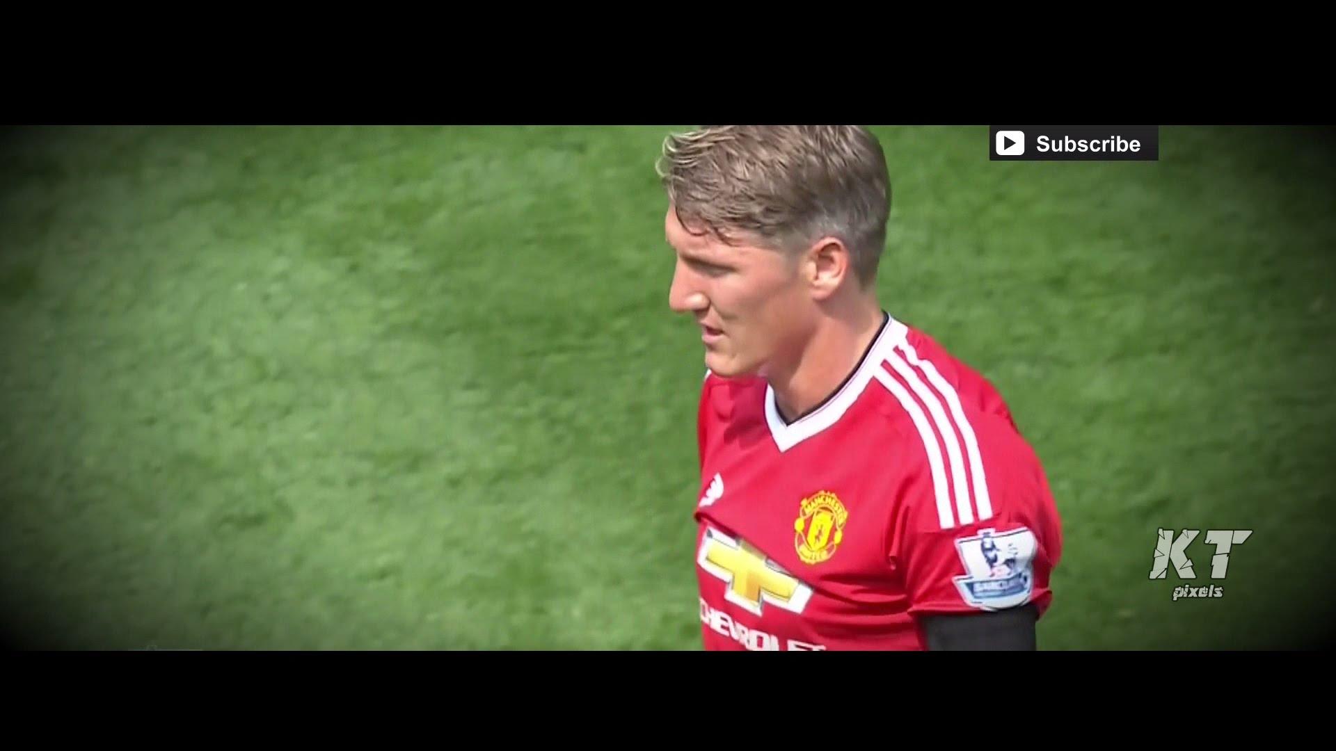 Debut Bastian Schweinsteiger vs Tottenham Hotspur Old Trafford