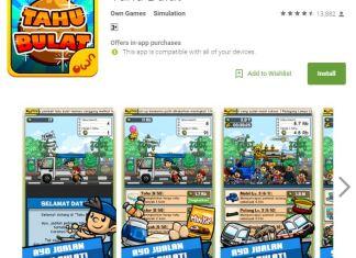 Aplikasi Tahu Bulat Google Play Store