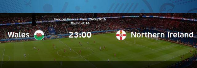 Gambar Prediksi Pertandingan Wales vs Irlandia Utara