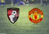 Gambar Pertandingan Bournemouth vs Manchester United