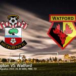 Gambar Pertandingan Shouthamton vs Watford MNCTV