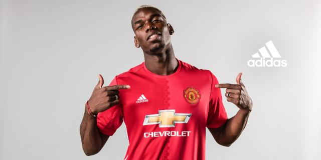 Transfer paul pogba ke manchester united
